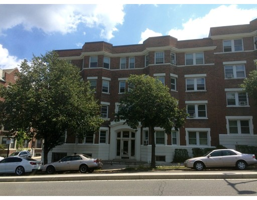 Single Family Home for Rent at 1496 Commonwealth Avenue Boston, Massachusetts 02135 United States