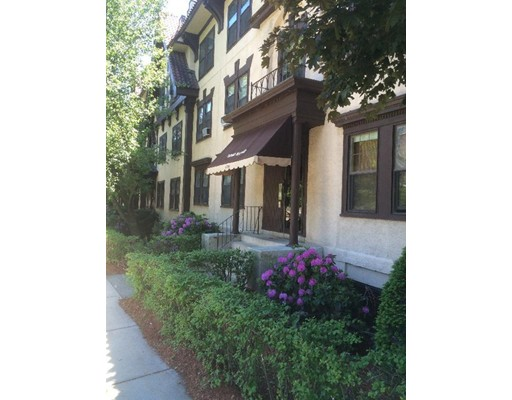 Single Family Home for Rent at 1730 Commonwealth Avenue Boston, Massachusetts 02135 United States