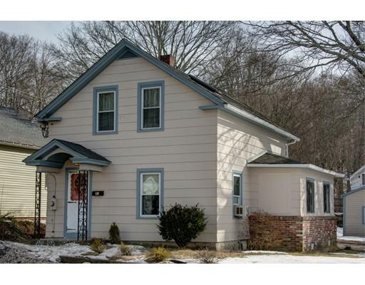 Частный односемейный дом для того Продажа на 41 Walnut Street Putnam, Коннектикут 06260 Соединенные Штаты