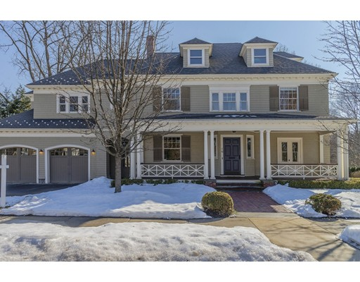 16 Winthrop Rd, Lexington, MA 02421