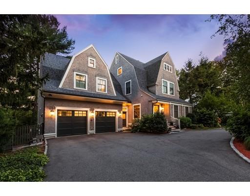 Single Family Home for Sale at 580 Walnut Street Newton, Massachusetts 02460 United States