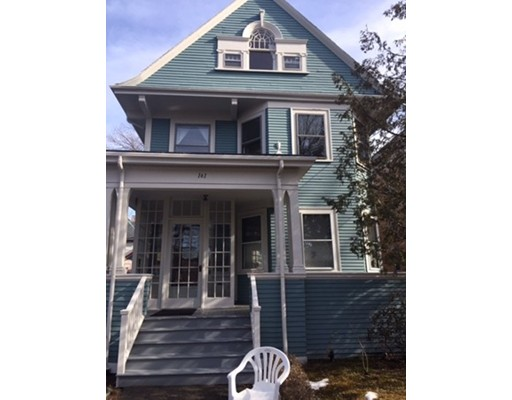 161 Naples Rd, Brookline, MA 02446