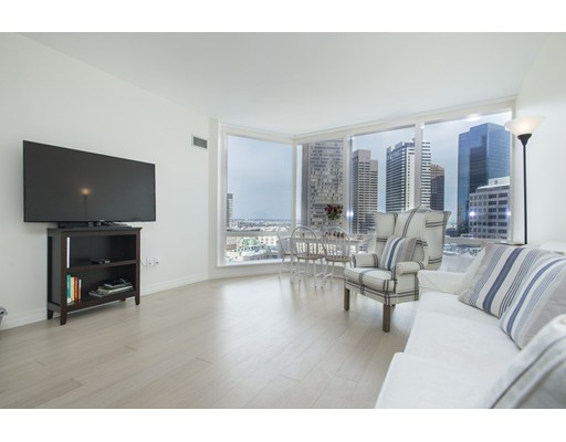 1 Franklin Street , FURNISHED, #2005