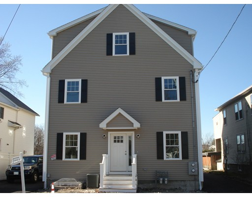 Condominium for Sale at 99 Bright Street Waltham, Massachusetts 02453 United States
