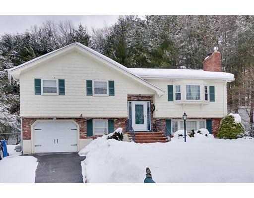 Single Family Home for Rent at 46 Washington Avenue Burlington, Massachusetts 01803 United States