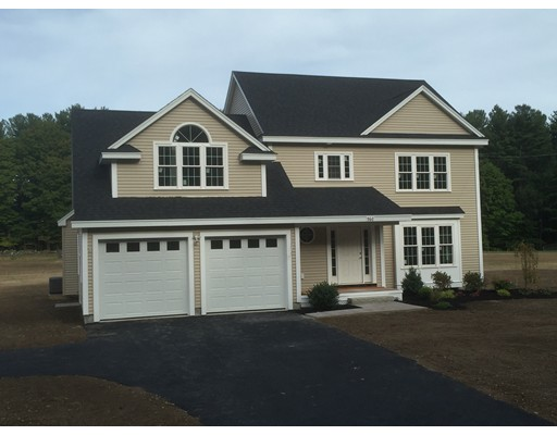 Single Family Home for Sale at 160 Gates Pond Road Berlin, Massachusetts 01503 United States