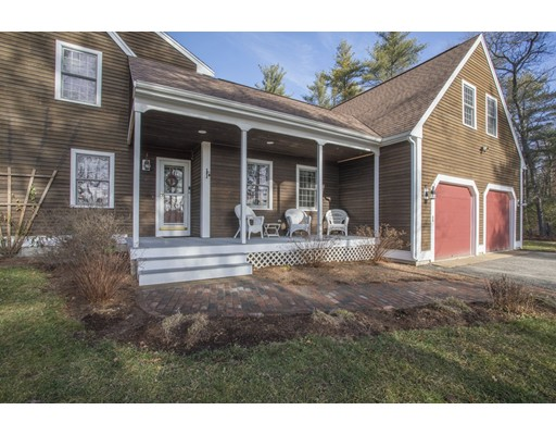 Single Family Home for Sale at 5 Gillian Drive Lakeville, Massachusetts 02347 United States
