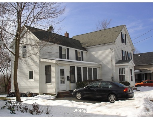 Single Family Home for Sale at 7 Grove Street Ayer, Massachusetts 01432 United States