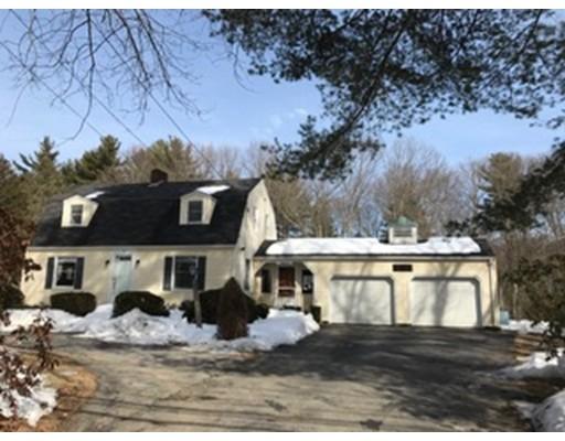 Частный односемейный дом для того Продажа на 711 North Street Tewksbury, Массачусетс 01876 Соединенные Штаты