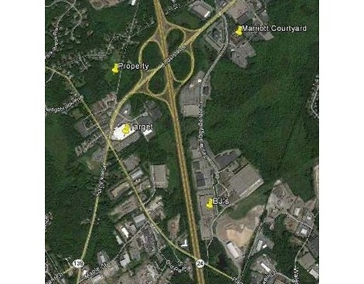 Land for Sale at 1756 Turnpike Street Stoughton, Massachusetts 02072 United States