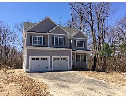 Частный односемейный дом для того Продажа на 46 Jordan Road Holden, Массачусетс 01520 Соединенные Штаты
