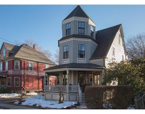 Single Family Home for Sale at 35 Saint John Street Boston, Massachusetts 02130 United States