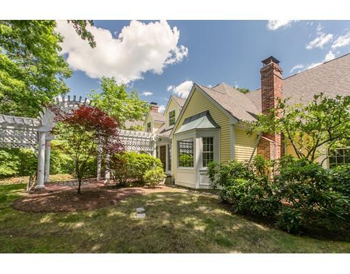 Casa Unifamiliar por un Venta en 203 Sandy Pond Road Lincoln, Massachusetts 01773 Estados Unidos