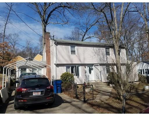 独户住宅 为 销售 在 4 Alfred Terrace 4 Alfred Terrace 伦道夫, 马萨诸塞州 02368 美国