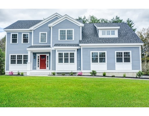 Single Family Home for Sale at 35 Nancy Road Concord, Massachusetts 01742 United States