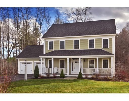Casa Unifamiliar por un Venta en 10 Quimby Lane Amesbury, Massachusetts 01913 Estados Unidos