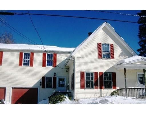 Single Family Home for Sale at 113 Ash Street Gardner, Massachusetts 01440 United States