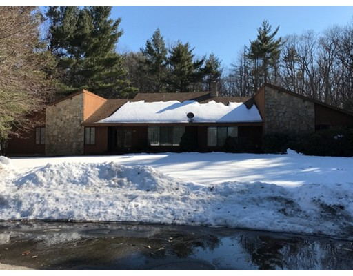 Single Family Home for Sale at 47 Crowningshield Drive Paxton, Massachusetts 01612 United States