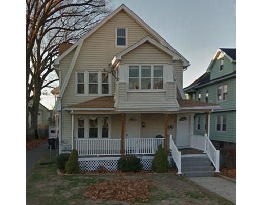 Многосемейный дом для того Продажа на 44 Streeterling Street Springfield, Массачусетс 01107 Соединенные Штаты