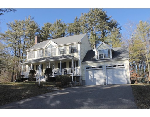 Single Family Home for Sale at 299 South Street Hanson, Massachusetts 02341 United States