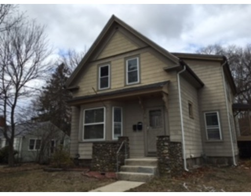 Single Family Home for Rent at 50 Raymond Street Weymouth, Massachusetts 02189 United States