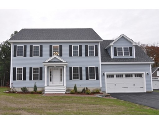 Single Family Home for Sale at 36 Bacon Street Pepperell, Massachusetts 01463 United States