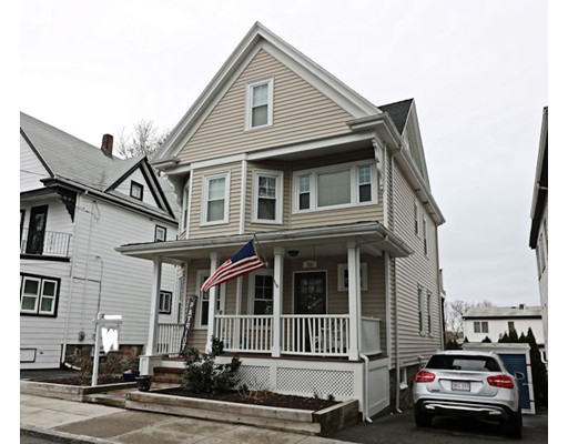Single Family Home for Sale at 316 Bowdoin Winthrop, Massachusetts 02152 United States