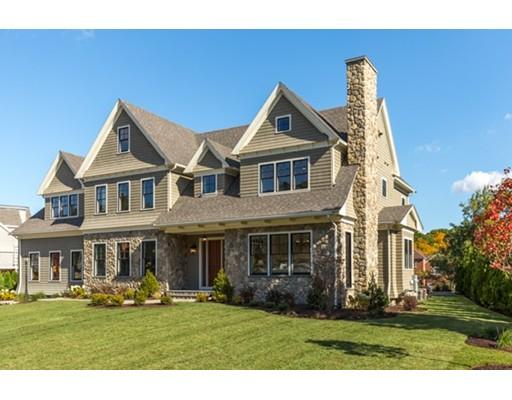 Casa Unifamiliar por un Venta en 3 Aquinas Path Winchester, Massachusetts 01890 Estados Unidos