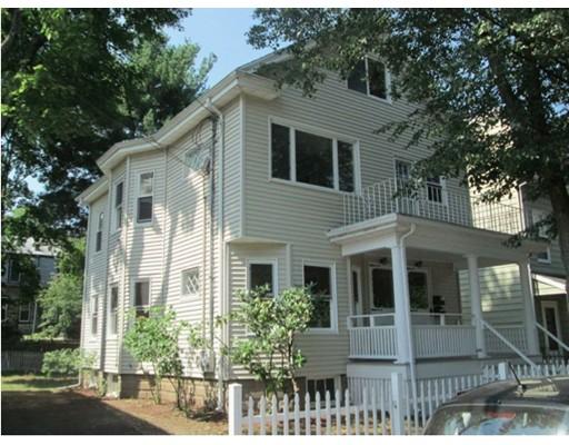 独户住宅 为 出租 在 6 Woodmont 波士顿, 马萨诸塞州 02135 美国
