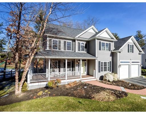 独户住宅 为 销售 在 31 Arrowhead Circle Rowley, 马萨诸塞州 01969 美国