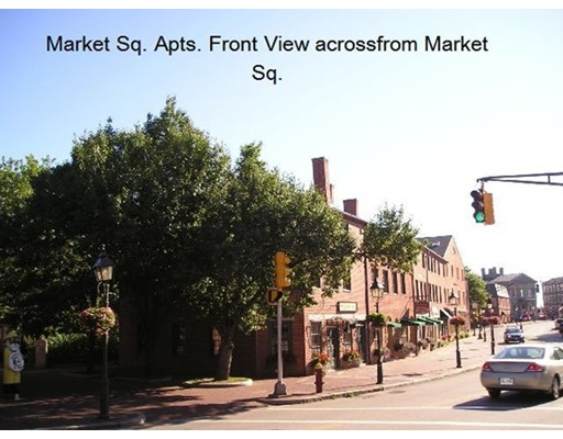 Single Family Home for Rent at 3 Market Sq. Newburyport, 01950 United States