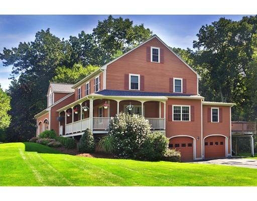 Maison unifamiliale pour l Vente à 24 Colonial Drive Westford, Massachusetts 01886 États-Unis