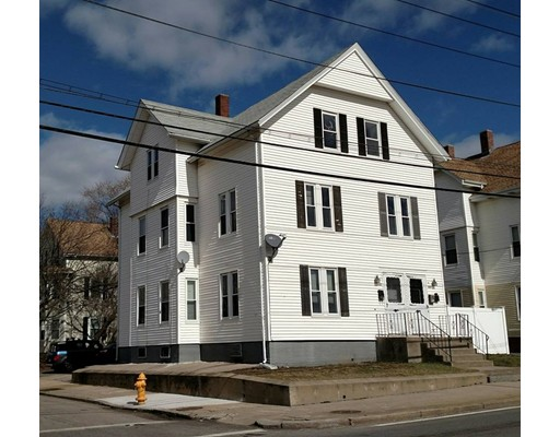 Multi-Family Home for Sale at 192 Central Avenue Pawtucket, 02860 United States