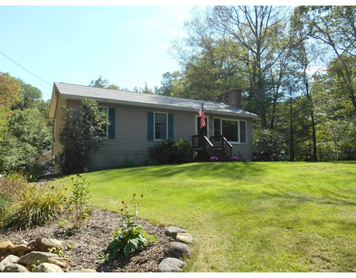 Single Family Home for Sale at 23 Reed Hill Road Wales, Massachusetts 01081 United States