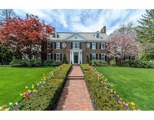 Casa Unifamiliar por un Venta en 139 Abbott Wellesley, Massachusetts 02481 Estados Unidos