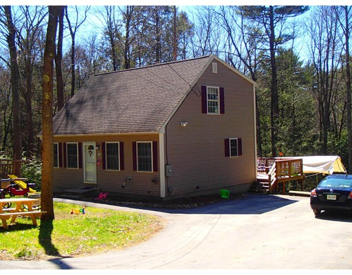 Single Family Home for Sale at 42 Hemlock Drive 42 Hemlock Drive Woodstock, Connecticut 06282 United States