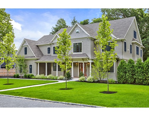 Single Family Home for Sale at 35 Jefferson Road Winchester, Massachusetts 01890 United States
