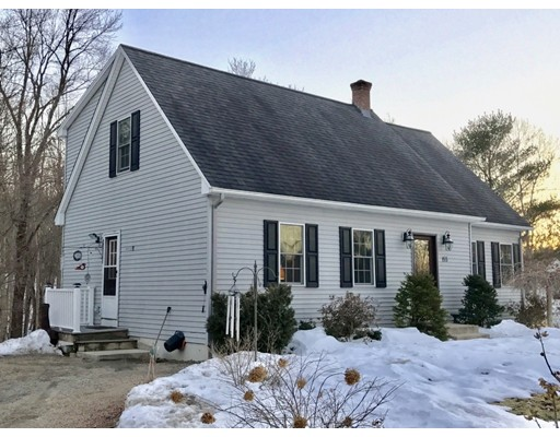 Single Family Home for Sale at 153 Crouch Road Warren, Massachusetts 01083 United States