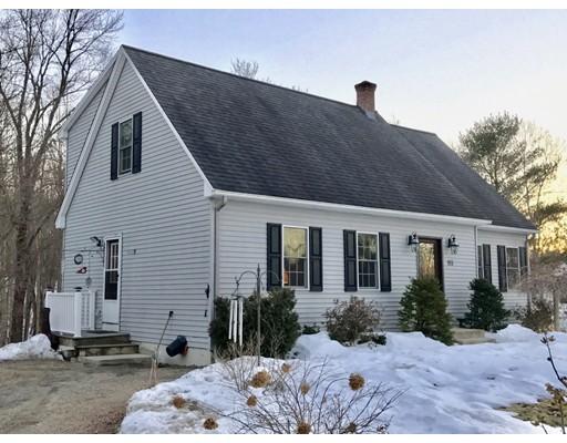 独户住宅 为 销售 在 153 Crouch Road Warren, 马萨诸塞州 01083 美国