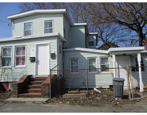 Casa Unifamiliar por un Alquiler en 30 Dashwood Street Revere, Massachusetts 02151 Estados Unidos