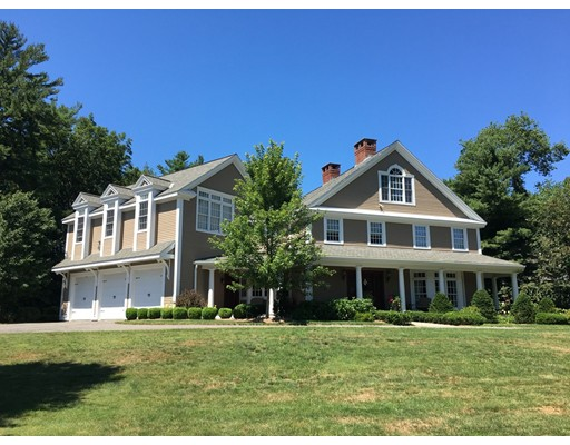 Casa Unifamiliar por un Venta en 4 Clapp Brook Road Norwell, Massachusetts 02061 Estados Unidos