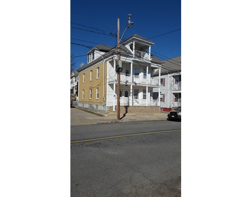 Single Family Home for Rent at 131 Earle street New Bedford, Massachusetts 02746 United States
