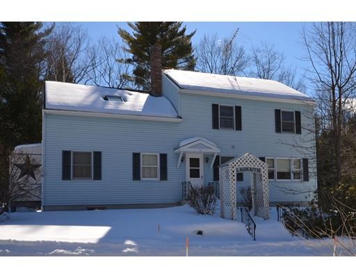 独户住宅 为 销售 在 16 Old Petersham Road New Salem, 马萨诸塞州 01355 美国