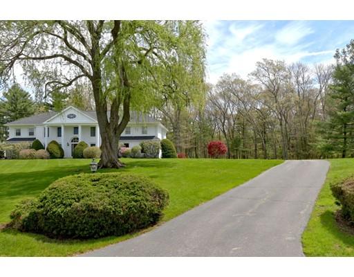 Single Family Home for Sale at 134 Buckskin Drive Wayland, Massachusetts 01778 United States