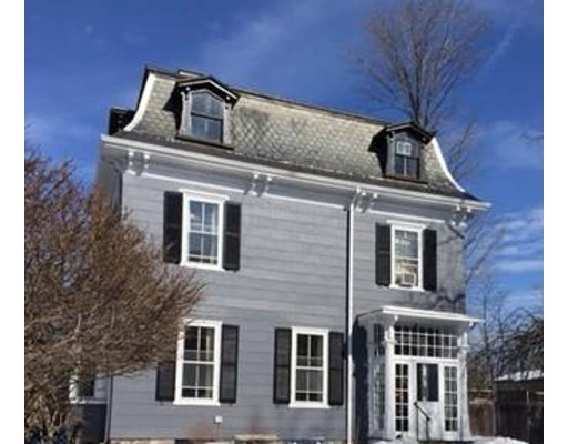 Single Family Home for Sale at 52 High Street Brookline, Massachusetts 02445 United States