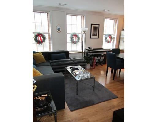 Casa Unifamiliar por un Alquiler en 100 Salem Street Boston, Massachusetts 02113 Estados Unidos
