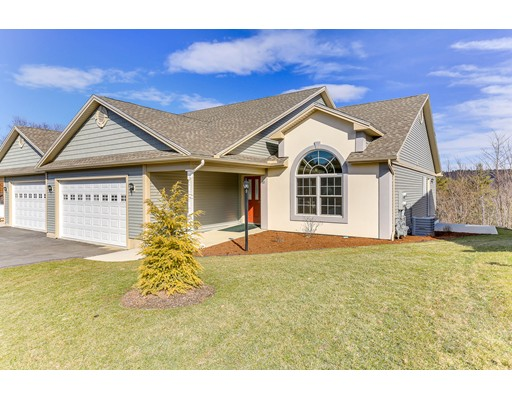 Condominium for Sale at 5 Quaboag Heights Monson, Massachusetts 01057 United States