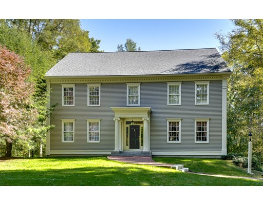 Single Family Home for Sale at 19 Greenwood Street Sherborn, Massachusetts 01770 United States