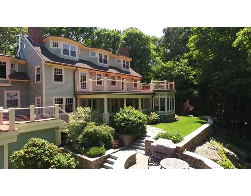 Single Family Home for Sale at 5 Eustis Road Marblehead, Massachusetts 01945 United States