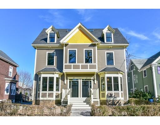 Condominium for Sale at 27 Orchard Street Boston, Massachusetts 02130 United States